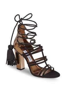 Jimmy Choo Ankle Wrap Sandal (Women)