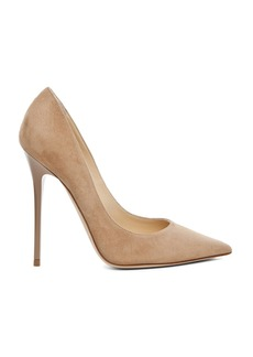 Jimmy Choo Anouk 120 Suede Pumps