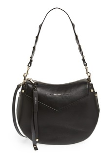Jimmy Choo Artie Nappa Leather Hobo Bag