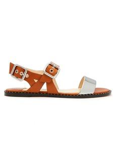 Jimmy Choo Astrid leather sandals