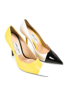 Jimmy Choo Asymmetrical Love 100 Heel