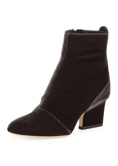 Jimmy Choo Autumn Velvet Bootie