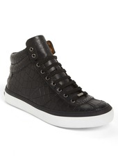 Jimmy Choo Belgravia High Top Sneaker