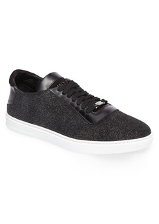 Jimmy Choo Benn Glitter Low Top Sneaker (Men)