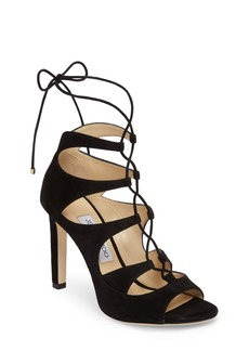 Jimmy Choo Blake Lace-Up Sandal (Women)