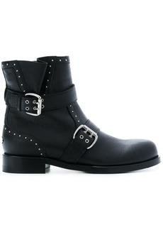 Jimmy Choo Blyss biker boots - Black