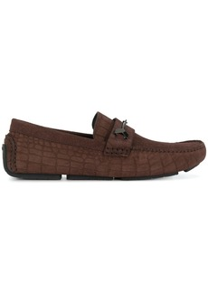 Jimmy Choo Brewer boat shoes - Brown