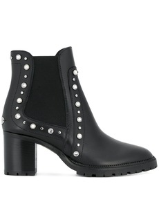Jimmy Choo Burrow boots - Black