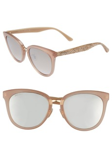 Jimmy Choo Cadefs 55mm Sunglasses