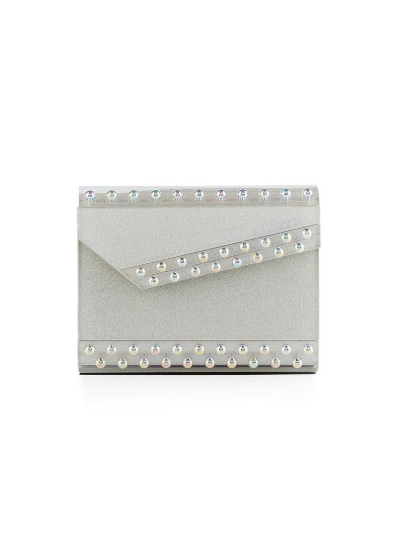 a3096c8858b Jimmy Choo Jimmy Choo Candy Glitter Acrylic Clutch Bag | Handbags