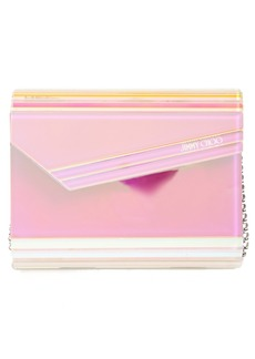 Jimmy Choo Candy Holographic Clutch