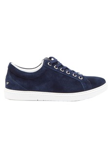 Jimmy Choo Cash low-top suede trainers