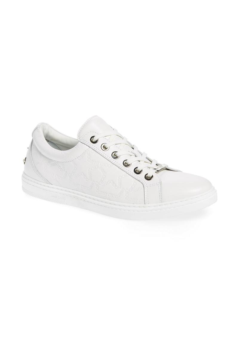 Jimmy Choo Jimmy Choo Cash Star Sneaker Men Shoes