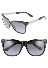 Jimmy Choo 'Coras' 56mm Retro Sunglasses