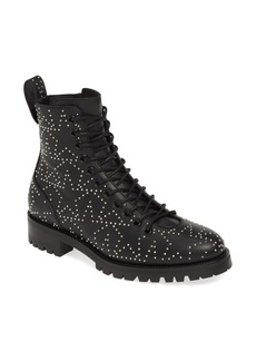 Jimmy Choo Cruz Star Studded Boot (Women)