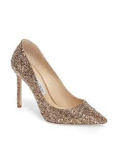 Jimmy Choo Crystal Romy Pump (Women)