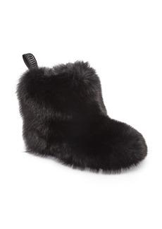 Jimmy Choo Dalton Genuine Fox & Rabbit Fur Bootie (Women)