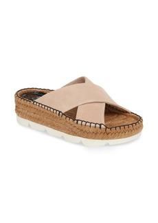 Jimmy Choo Danae Double Strap Espadrille Slide Sandal (Women)