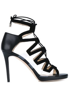 Jimmy Choo 'Dani' sandals - Black