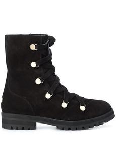 Jimmy Choo Danity Flat boots - Black
