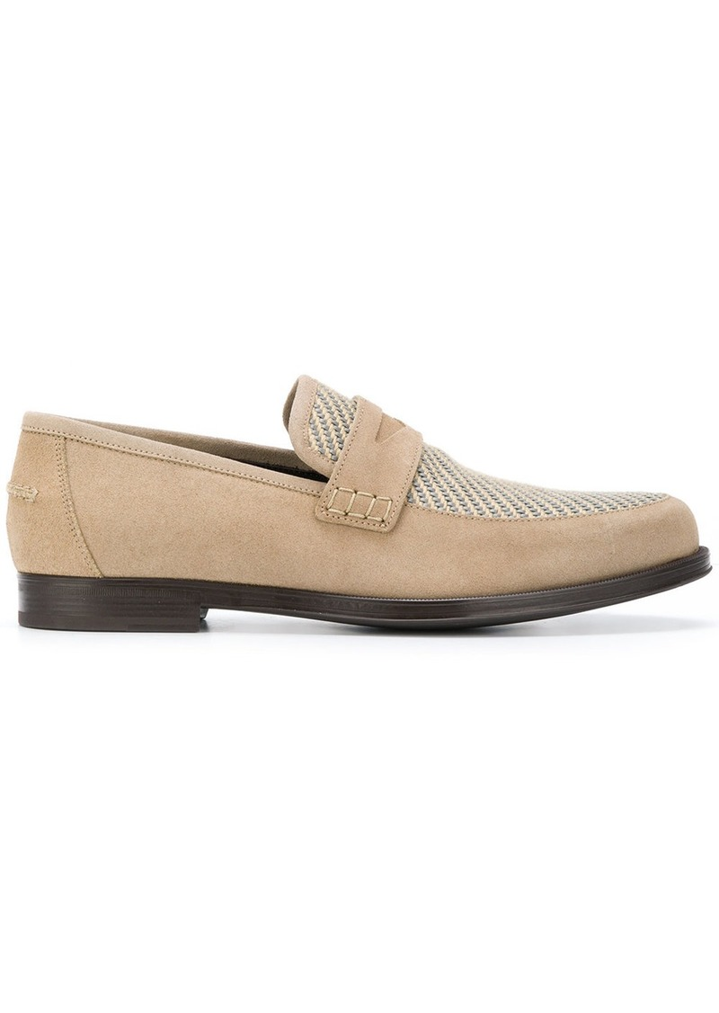 d89f154ee2e1 Jimmy Choo Jimmy Choo Darblay loafers - Nude   Neutrals