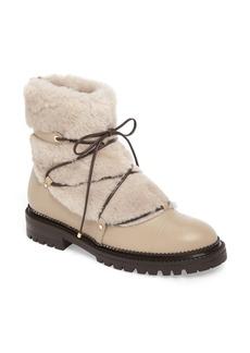 Jimmy Choo Darcie Genuine Shearling Boot (Women)