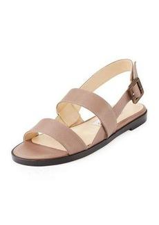 Jimmy Choo Deluxe Flat Slingback Sandal