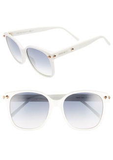 Jimmy Choo Demas 56mm Sunglasses