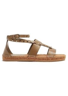 Jimmy Choo Denise stud-embellished leather sandals