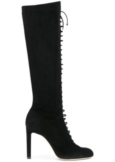 Jimmy Choo Desiree knee-high boots - Black