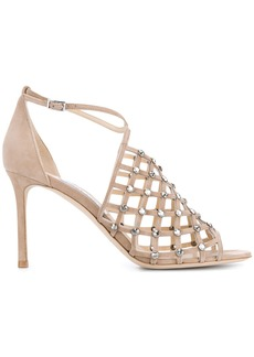 Jimmy Choo 'Donnie' sandals - Nude & Neutrals