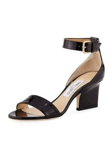 Jimmy Choo Edina Patent Sandal