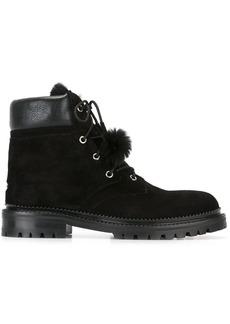 Jimmy Choo Elba 30 boots - Black