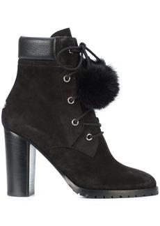Jimmy Choo Elba 95 boots - Black