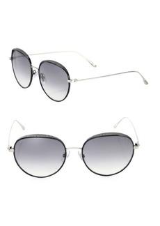 Ello 56MM Round Sunglasses