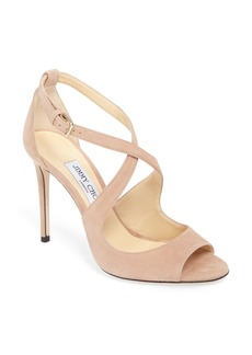 Jimmy Choo Emily Peep Toe Sandal (Women)