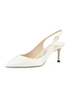 Jimmy Choo Erin Slingback Patent Leather Pump