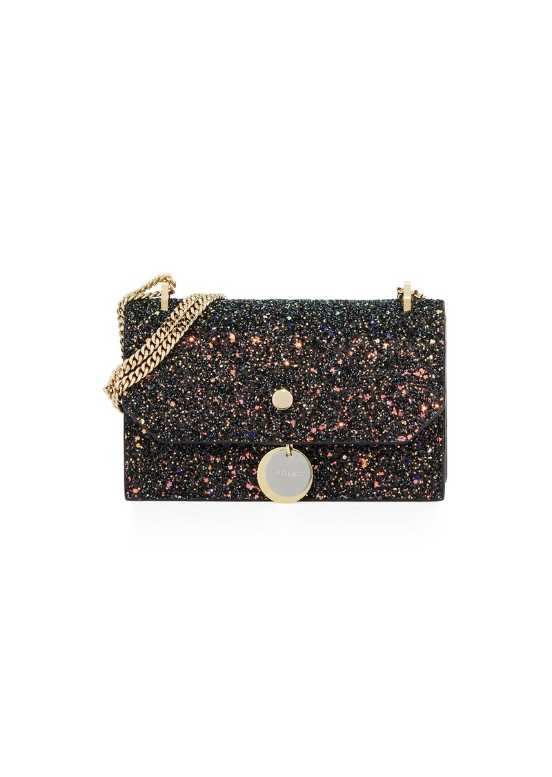 0cbb110b289 Jimmy Choo Jimmy Choo Finley Coarse Glitter Clutch Bag | Handbags