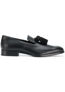 Jimmy Choo Foxley slippers - Black