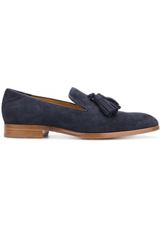 Jimmy Choo Foxley slippers - Blue