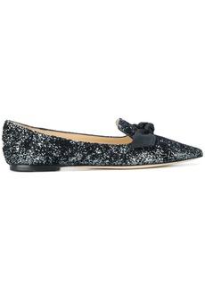 Jimmy Choo Gabie ballerina shoes - Black