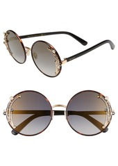 f2b84b8dbab Jimmy Choo Jimmy Choo Gema 59mm Round Sunglasses