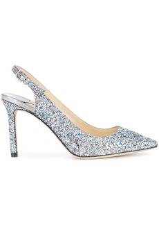 Jimmy Choo glittered Erin pumps