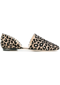 Jimmy Choo Globe loafers - Brown