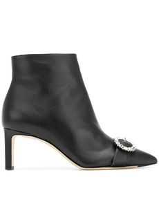 Jimmy Choo Hanover boots - Black