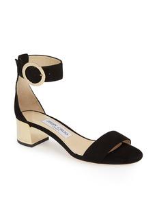 Jimmy Choo Jaimie Ankle Strap Sandal (Women)