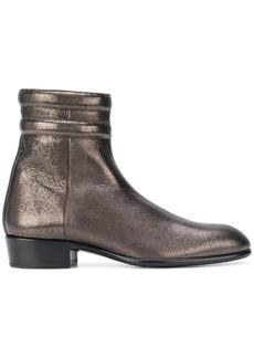 Jimmy Choo Jimi boots - Metallic
