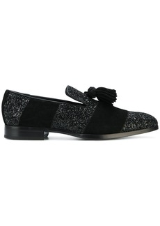 Jimmy Choo Foxley loafers - Black