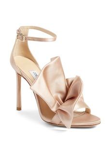 Jimmy Choo Kami Ruffle Sandal (Women)