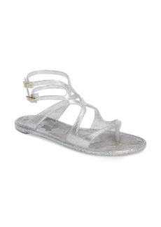 Jimmy Choo Lance Gladiator Jelly Sandal (Women)